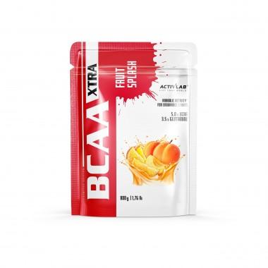 Activlab BCAA Xtra Fruit Splash 800 грам, амінокислоти