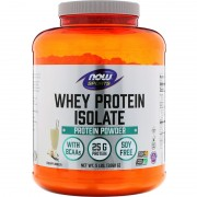 Now Foods Sports Whey Protein Isolate 2268 g