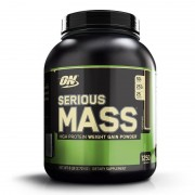 Optimum Nutrition Serious Mass 2730 g Шоколад
