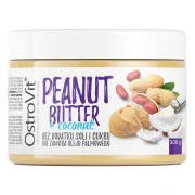 OstroVit 100% Peanut Butter + Coconut 500 g Smooth